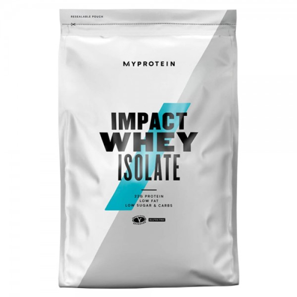 Impact Whey Isolate - 1kg (Chocolate smooth)
