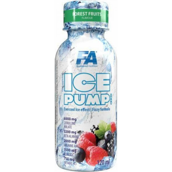 Ice Pump shot 120 ml (Forest Fruits)