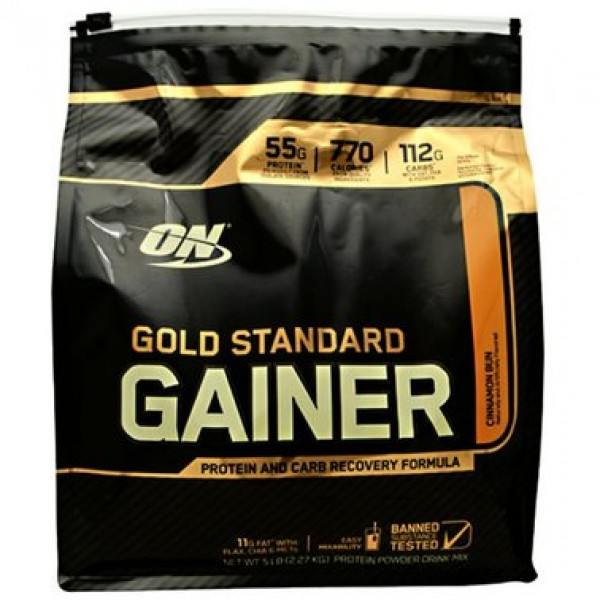 Gold Stanard Gainer 2270g (Colossal Chocolate)