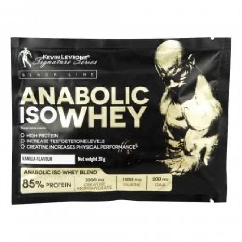 Anabolic Iso Whey 30 g (Coffee frappe)