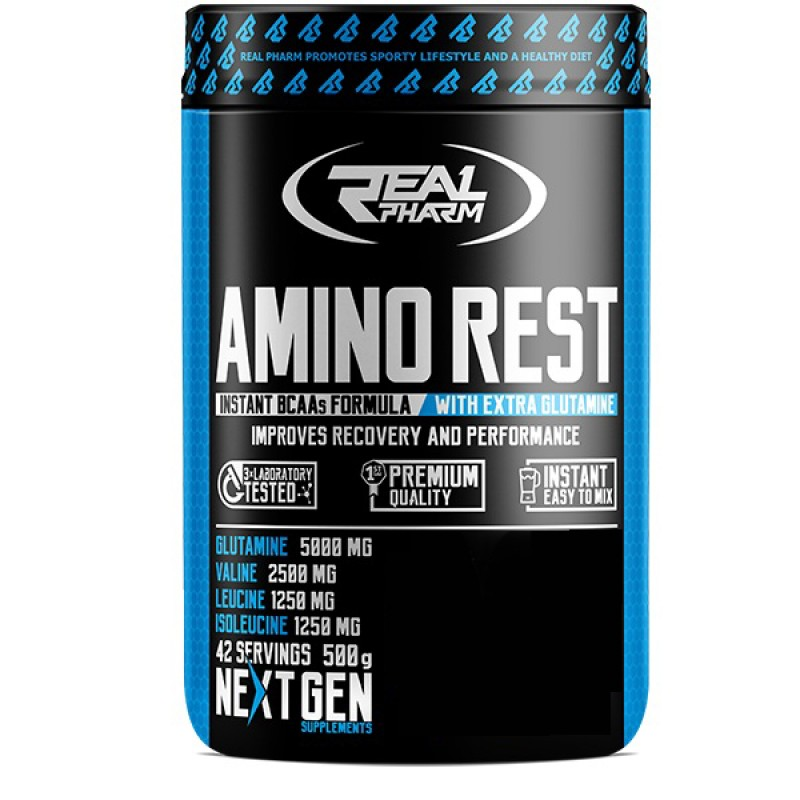 Amino Rest 500 g (Forest Fruit)