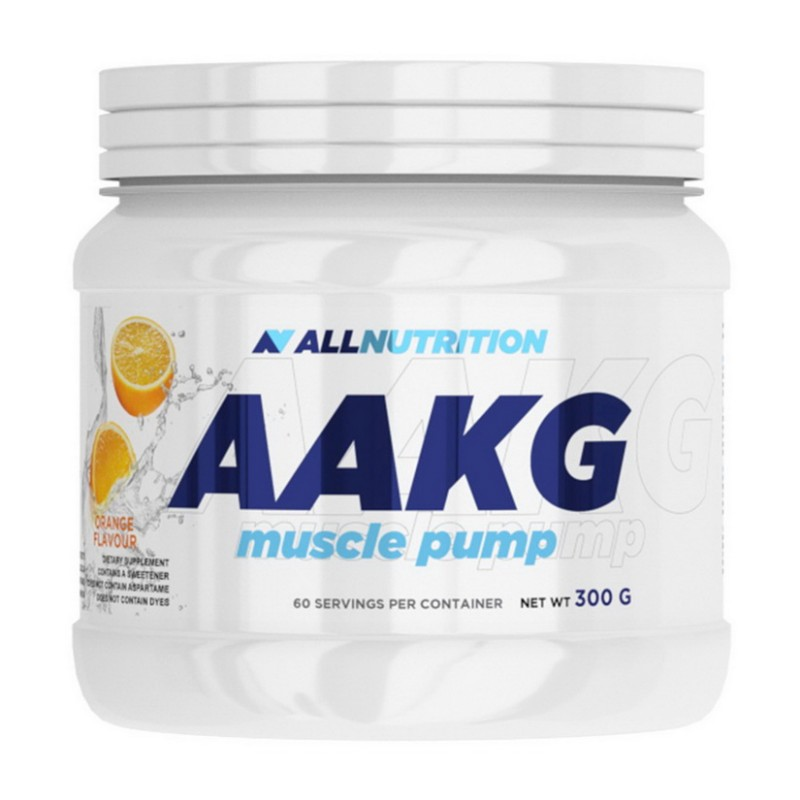 AAKG Muscle Pump 300g (Pure)