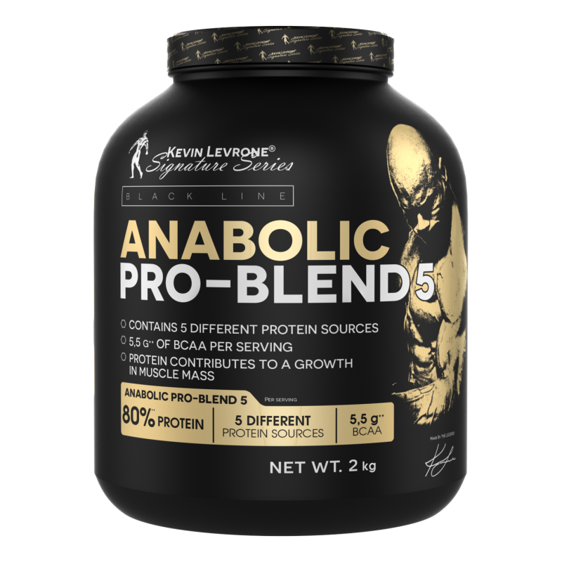 Anabolic Pro Blend 5 80% Protein 2000 g (Snikers)